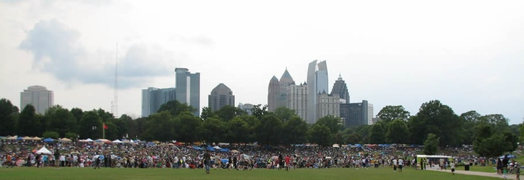 memorial day atlanta jazz festival