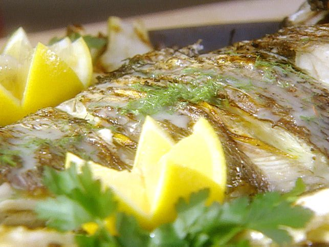 Mediterranean grilled whole snapper with fennel and a for Red boat fish sauce whole foods