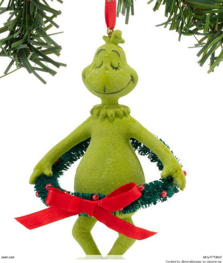 Christmas Decor Grinch : The grinch christmas decorations
