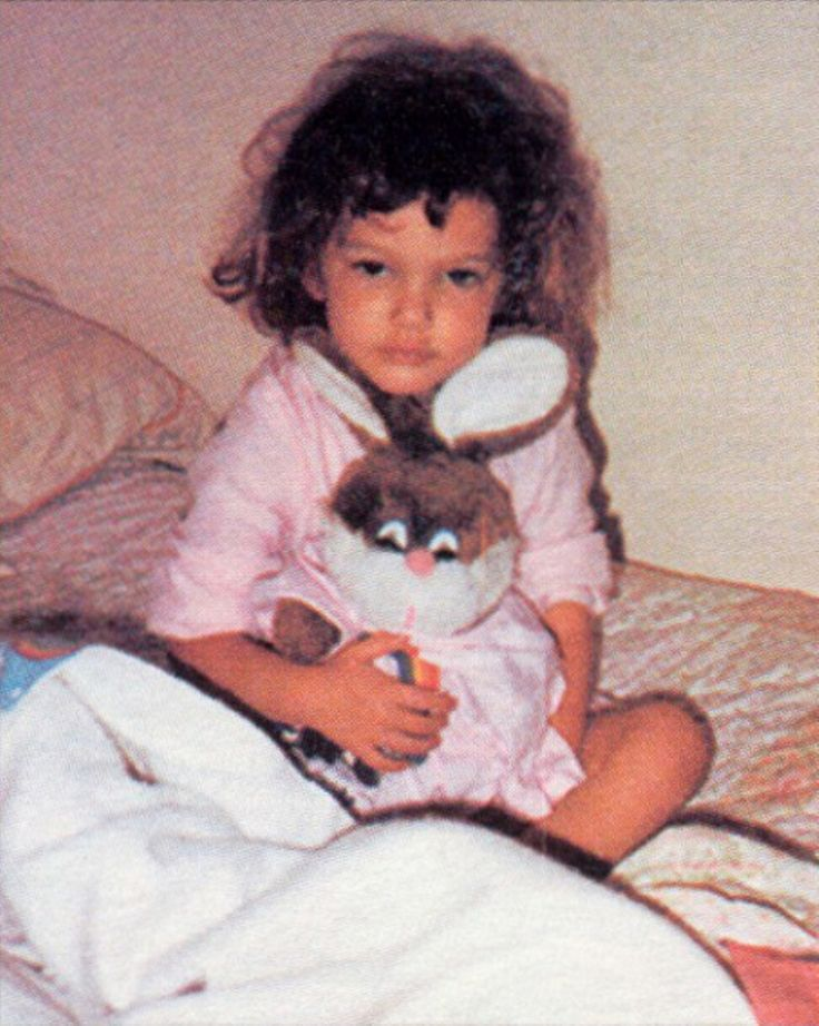 Натали Портман В Детстве
