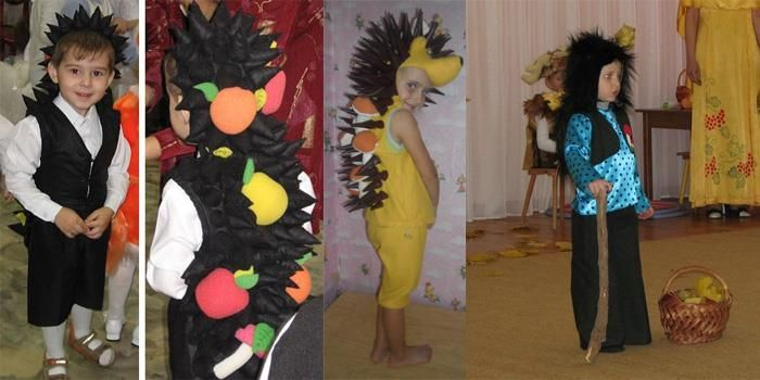 Как сделать новогодние костюмы для мальчиков