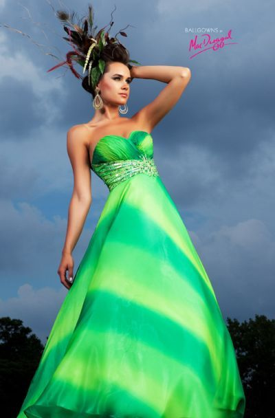Tye Dye Prom Dresses - Formal Dresses