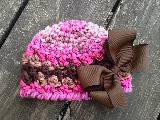 Ravelry: Charisma Beanie pattern by Crochet by Jennifer