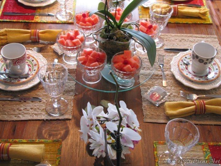 Mesa Cafe Da Manha#Breakfast Table Set up (28)