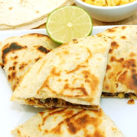 Sweet Pea's Kitchen » Corn and Black Bean Quesadillas. Made this ...