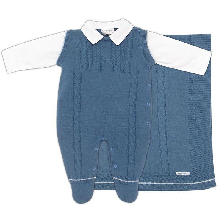 Saida Maternidade Clean - Verão Noruega Baby - Cem Por Cento Baby - Moda Bebê