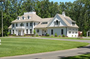 Georgian Colonial Design Ideas, Pictures, Remodel, and Decor - page 6