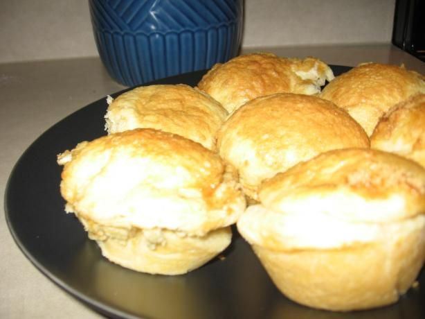 ... Mini Apple Pies. Grands biscuit dough crust and canned pie filling