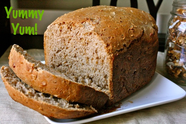 granola bread | Betty Crocker | Pinterest