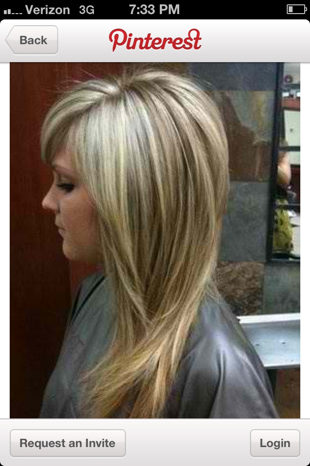highlights and lowlights // #hair | Hair Color and Styles | Pinterest