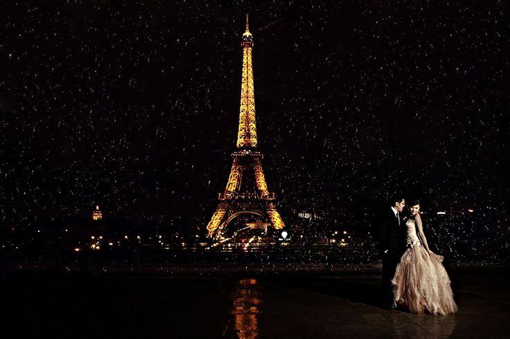 Romantic night in paris wedding pinterest for Romantic evening in paris