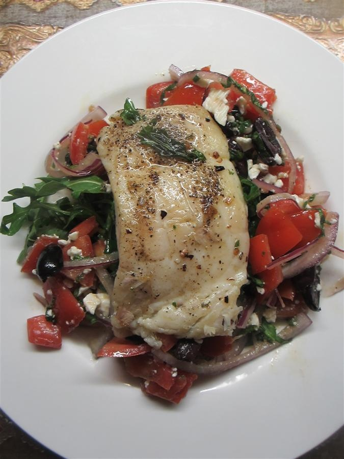 Italian Style Flounder Recipes — Dishmaps
