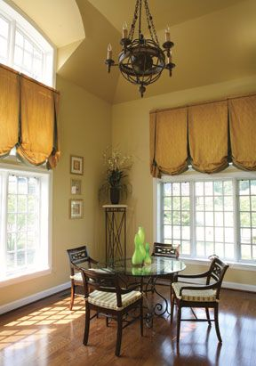 Dining Room Window Treatments Home Ideas Pinterest