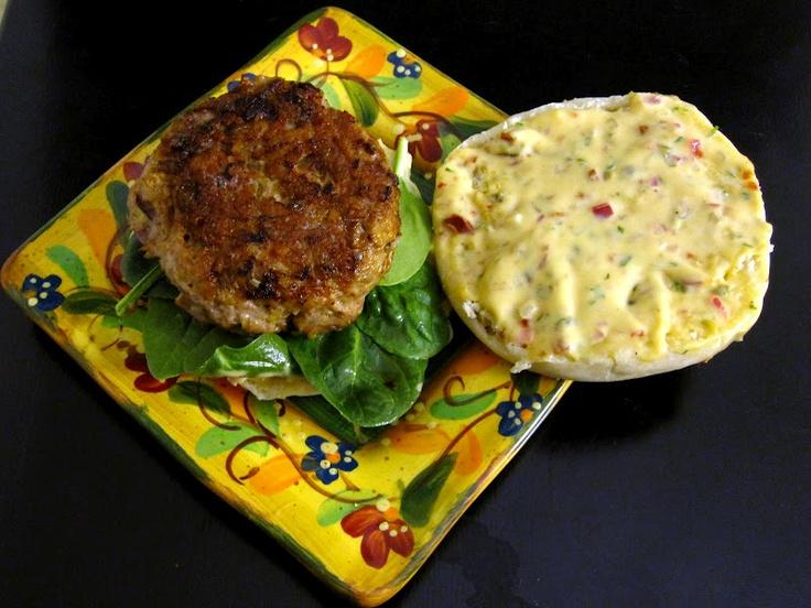 chipotle mayo turkey burger | *Tasty Delights* | Pinterest