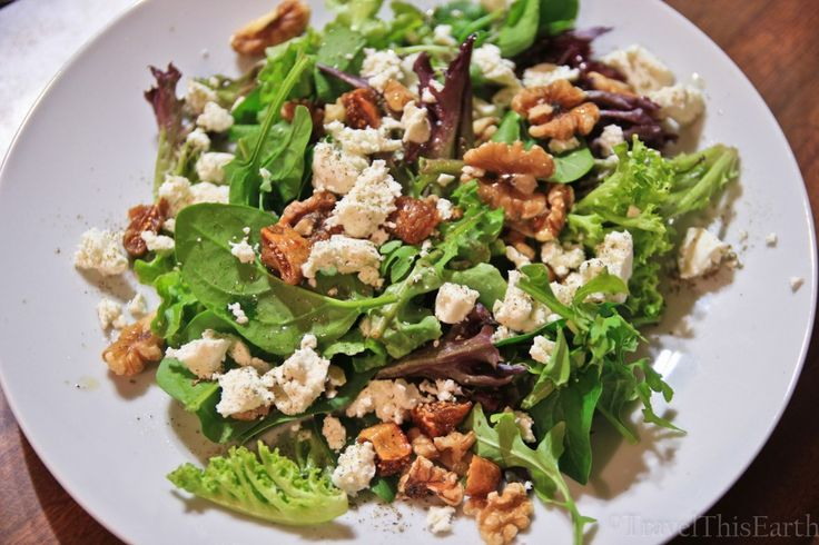 chef fig goats cheese and walnut couscous salad couscous salad with ...