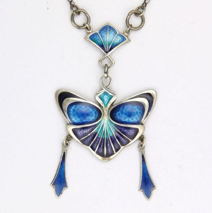 Art nouveau jewelry art nouveau pinterest