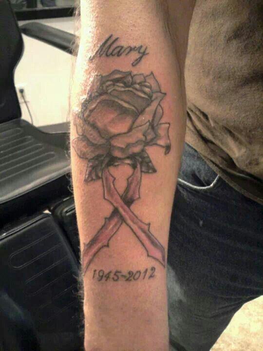 my husband 39 s memorial tattoo for my mom tattoo ideas pinterest. Black Bedroom Furniture Sets. Home Design Ideas