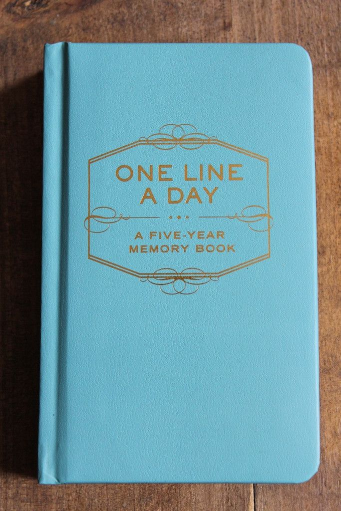 ONE LINE A DAY | discoverattic