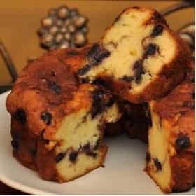 Miss Ellie`s Blueberry Burst of Flavor Coffee Cake