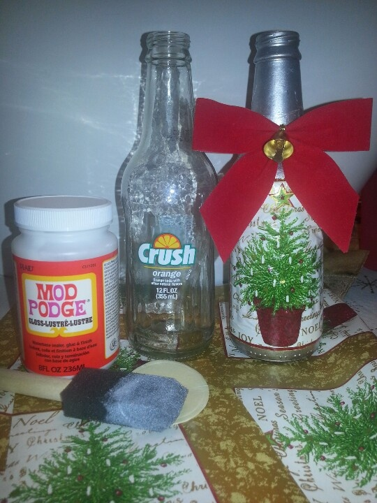 Christmas Crafts With Soda Bottles | newhairstylesformen2014.com