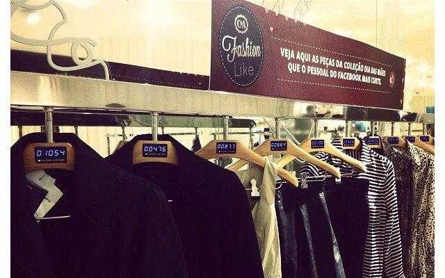 Digitale Like-Anzeige auf Kleidungsstücken im C und A in Brasilien [Video]: http://critch.de/blog/2012/05/08/digitale-like-anzeige-auf-kleidungsstucken-im-ca-in-brasilien-video/
