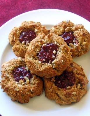 Raspberry-Toasted Walnut Scones | Scones & Biscotti | Pinterest