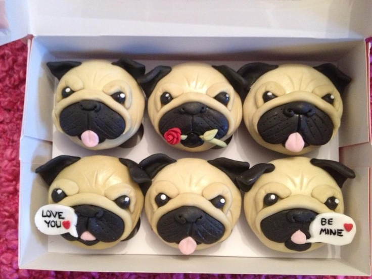 How To Make A D Pug Cake