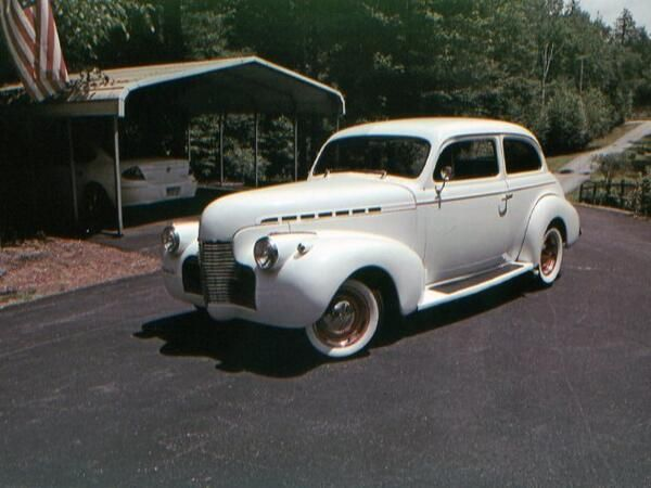 1940 chevy 4 door car cool cars trucks motorcycles for 1940 chevrolet 4 door sedan