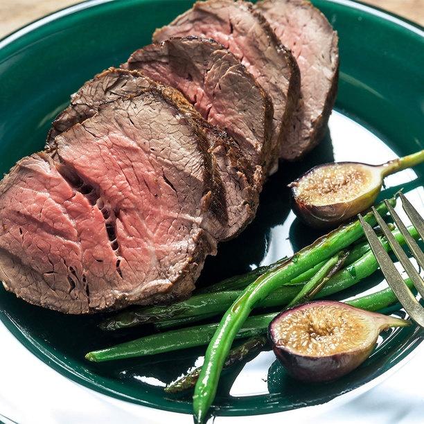 Beef Tenderloin Roast foodie, fresh food, certified angus beef