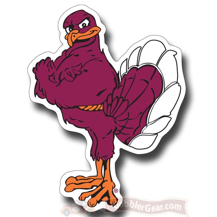 Hokie Bird Coloring Pages