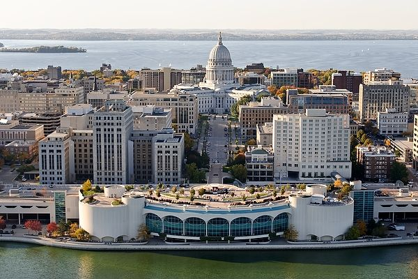 Monona terrace madison wi world around us pinterest for The terrace madison wi