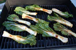 grilled hoisin bok choy | Recipes | Pinterest