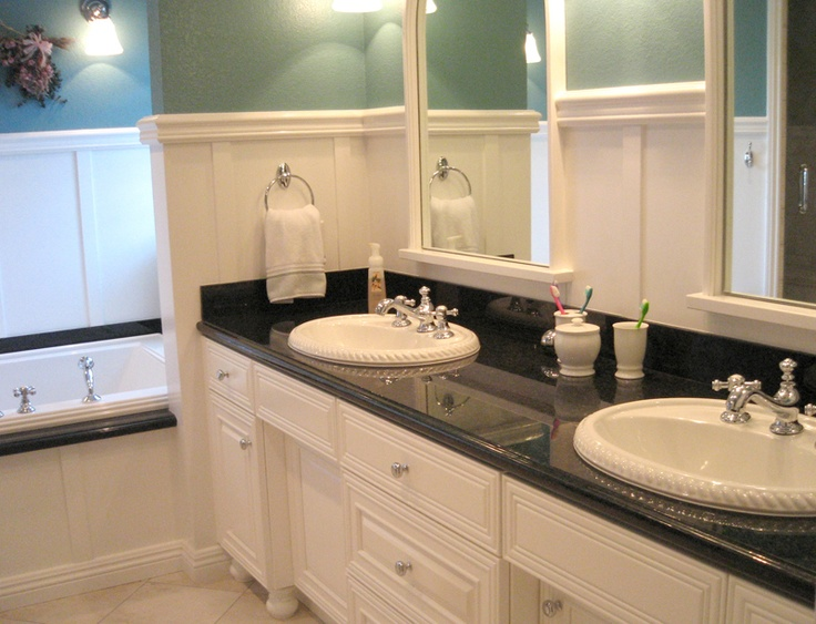 his and her bathroom sinks Interior Decorating Pinterest