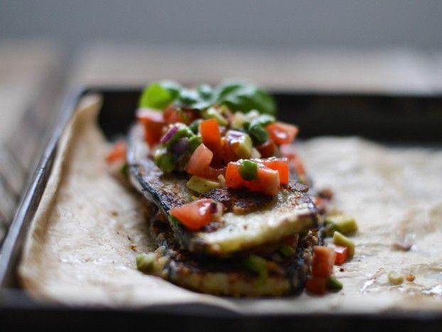 Eggplant Parmesan (Melanzane Alla Parmigiana) Recipes — Dishmaps