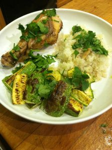 Nom Nom Paleo's Slow Cooker Lemongrass & Coconut Chicken Drumsticks #...