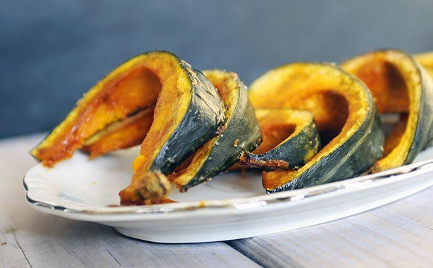 Buttercup Squash Wedges | Veggie's | Pinterest