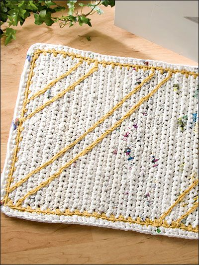 Crochet Grocery Bag Mat Pattern : Pin by NeeNee on CROCHET PLARN & OTHER RECYCLING ITEMS ...