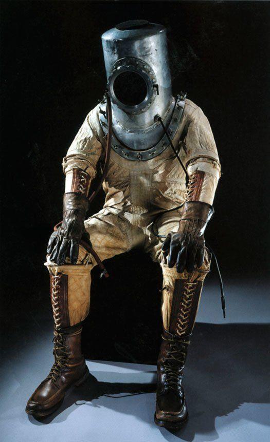 retro space suits - photo #39
