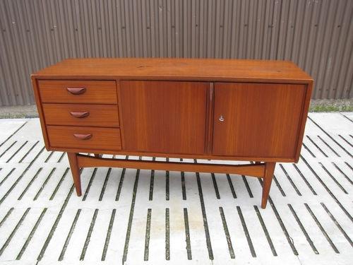Danish Sideboard Kommode Palisander Dänemark Anrichte 60er 70er