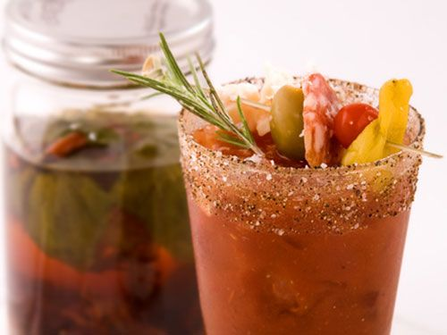 10 Bloody Delicious Bloody Marys: Balsamic Bloody Mary