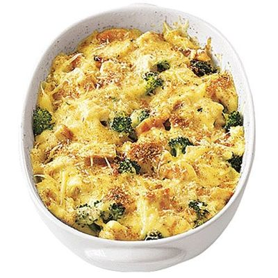 Classic Chicken Divan is the perfect one-dish meal for those busy ...