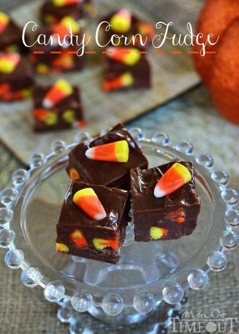 Candy Corn Fudge | Candy | Pinterest