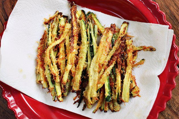 zucchini fries | deliciousness | Pinterest