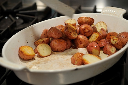 Spanish Roasted Potato Salad | Recipe
