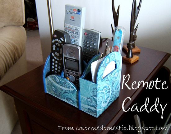 Tutorial for Remote Caddy