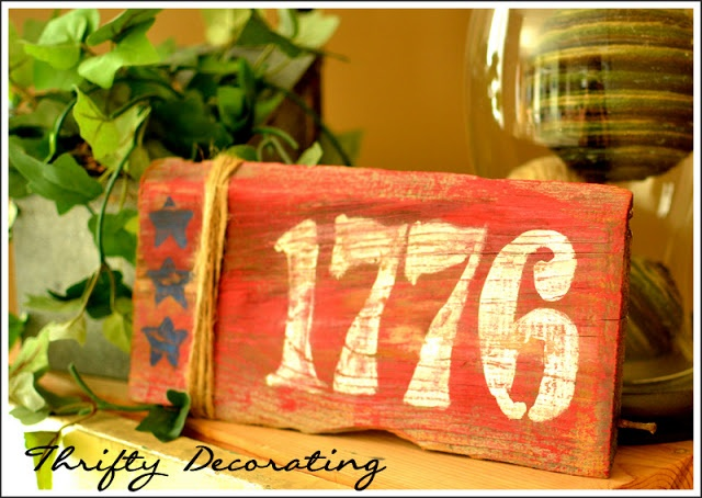 Thrifty Decorating: The post that keeps getting spammed....