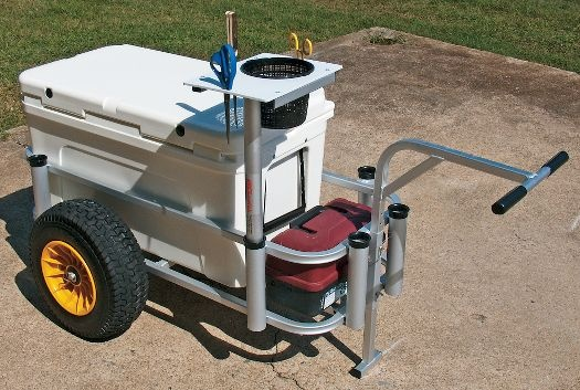 Angler 39 s fish n mate fishing cart makin 39 out my list to for Fish n mate cart