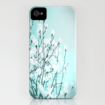 Longing for Spring iPhone Case by Marisa M. Johnson Fine Arts - $35.00