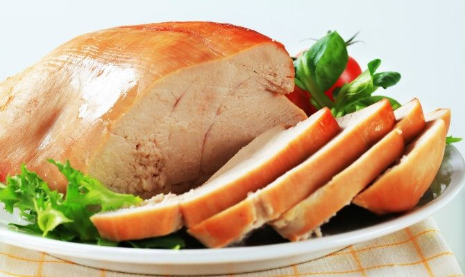 How long do i cook turkey breast