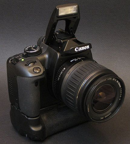 how to use canon rebel xti